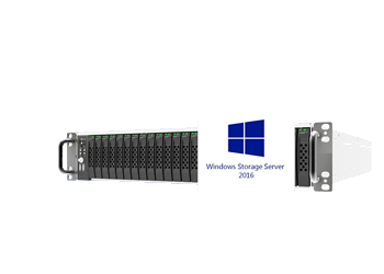 rapidNAS® ESM – Enterprise NAS Windows Storage Server