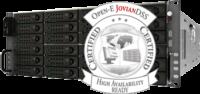 rapidNAS®JSS – Enterprise NAS Open-E Jovian DSS