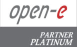 Open-E Partner Logo - Platinum