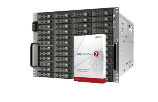 RapidNAS ESO - Server LP - Code - N-TEC