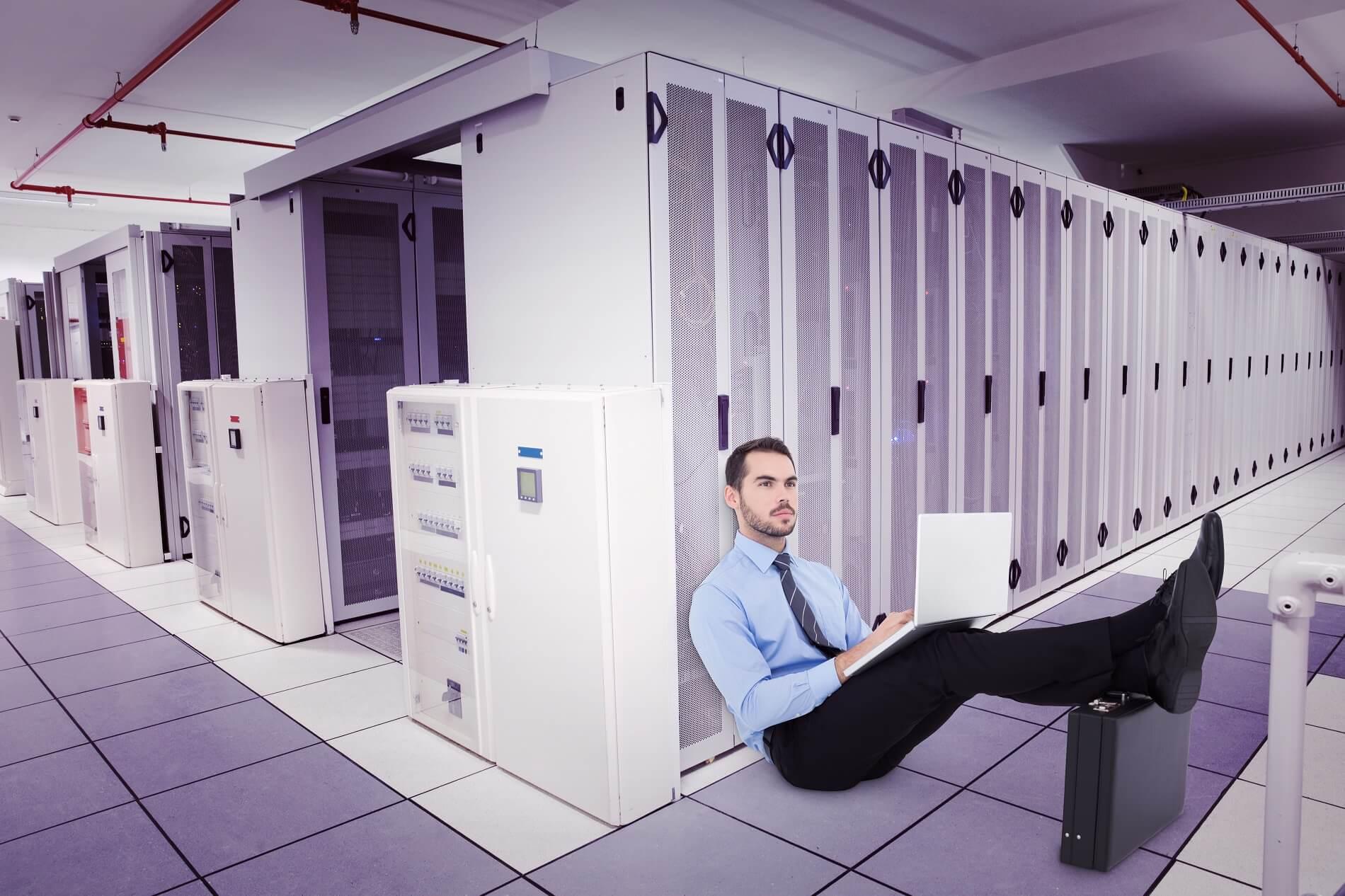 Server und Storages von N-Tec